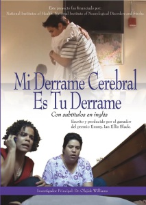 Mi Derrame Website Cover